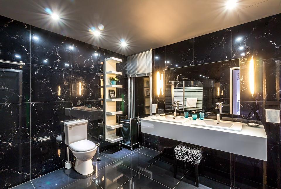 Badezimmer Beleuchtung Dekoration – Wählen Sie die richtigen Lichter